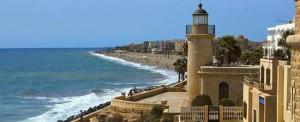 lighthouse Roquetes de Mar