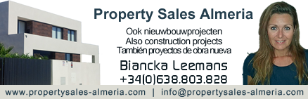 Real estate agent Almeria apartments